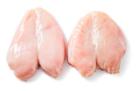 Kipfilet dubbel 240-260 gram bulk vacuüm