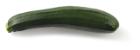 Groene courgette