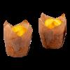 Muffin vanille, glutenvrij