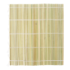 Sushimatje bamboe 24 x 21 cm