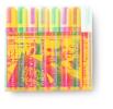 Krijtstift 8 kleuren, 2-6 mm