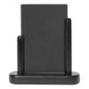 Tafelbord zwart A6