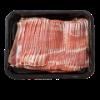 Gerookt varkens pannenkoekspek / ontbijtspek Nederland, BL1