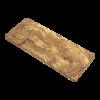 Plank van olijfhout 30 x 1.5 cm