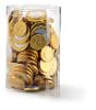 Chocolade euromunten