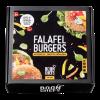 Falafel burgers, vegan vegetarisch