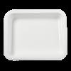 Gastronormbak GN 1/2 H6.5 cm melamine, wit