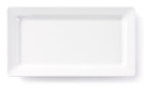 Tray GN 1/3 32.5 x 17.6 cm melamine, wit