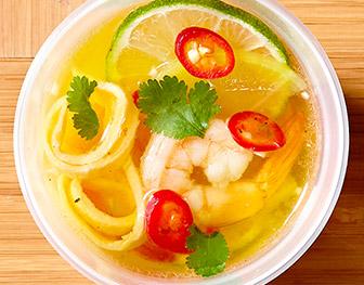 Met dashi als basis heb je een trendy én ultiem lekker umami gerecht.